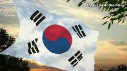National anthem of Korea (south) - extended version