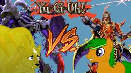 Yu-Gi-Oh! Duels of the cyber Realm: Digigex90 vs Wolfkeen