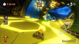 Crash Team Racing: Nitro Refueled - Nitro Oxide - PS4 Gameplay