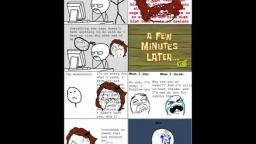 Le troll Face comic readin Episode 1!