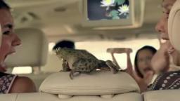 frog ringtone commercial