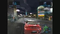 Need for Speed: Underground First race