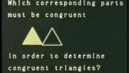 Congruent Triangles Anime OP