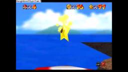 showing off my mario 64 skills