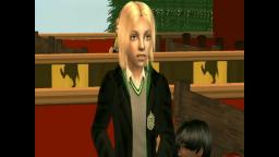 Harry Potter and the Philosophers Stone Chapter Thirteen - Sims 2.