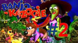 Let´s Play Banjo Kazooie (100% Deutsch) - Teil 2