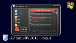 AV Security 2012 (Rogue)