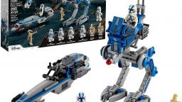 Lego Star Wars 501st set review
