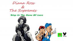 THE SUPREMES _ STOP! IN THE NAME OF LOVE VIDEO CLIPE