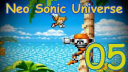 Lets Play Neo Sonic Universe Part 5 - Neue Runde, neue Fails