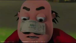 Motu Patlu on Disney Channel (2005, REAL AND RARE)