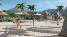 Dead or Alive Xtreme 3 - Volleyball - PS4 Gameplay