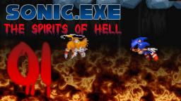 Lets Play Sonic.exe The Spirits of Hell Part 1 - Sonic.exe will meinen Tod