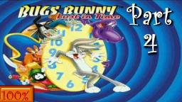 Lets Play Bugs Bunny: Lost In Time (German / 100%) part 4 (1/2) - langes Level Doc