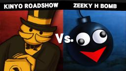 MUEGN: Zeeky H. Bomb Vs Kinyo Roadshow (Rematch)