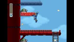 Mega Man X Boomer Kuwanger No Damage Run