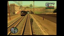 Grand Theft Auto San Andreas: Wrong Side Of The Tracks