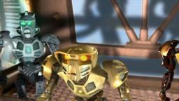 BIONICLE 3: Web of Shadows (2005) - PUBLIC DOMAIN - part 4