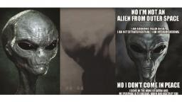 Grey Aliens & Atomic Bombs