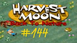 Let´s Play Harvest Moon: Back To Nature ★ 144 ★ Shadow hat zwei Bälle