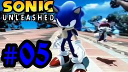 Sonic Unleashed # 05 Sonic vs Egg Beetle [HD|DEUTSCH]