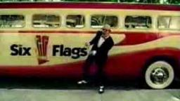6 Flags Commercial 2004