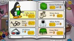 Club penguin febuary catalog walkthrough