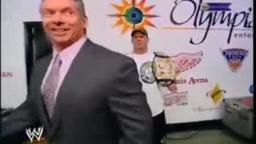 VINCE MCMAHON SAYS THE NWORD!!