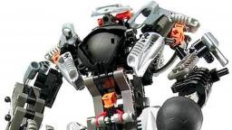 Classic LEGO Bionicle Review: Exo-Toa