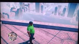 Saints Row IV Water Glitch
