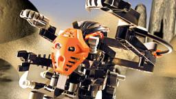 Classic LEGO Bionicle Review: Boxor