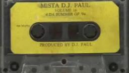 DJ Paul - Neighborhood Hoe (Original) (1994)