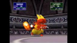 Pokemon Stadium - Battle - N64 Gameplay