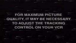 Opening To The 39 Steps 1997 VHS