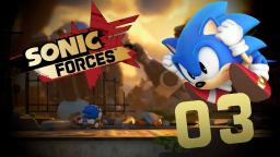 Lets Play Sonic Forces [Switch] Part 3 - Classic Sonic returns