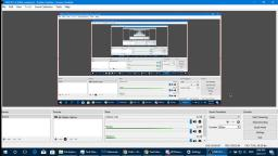 OBS Screen Capture Recording Software Test Video (Open Broadcaster Software)