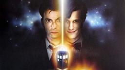 Totally real 10th Doctors regeneration