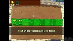 Plants Vs Zombies  #1