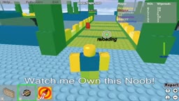 ROBLOX Bloopers
