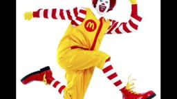 RONALD MCDONALD MAKES GAY MAN LOVE TO GRIMACE DURING WORK HOURS