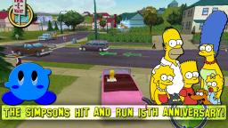 The Simpsons Hit And Run 15th Anniversary (Originally On My TheVideoGamer64 Channel)