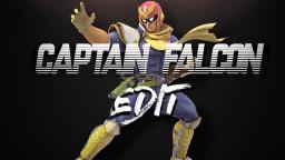【SSB4】Captain Falcon Edit