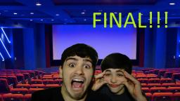 Playing Fallout 4 in Huge Movie Theater! FINAL!!!