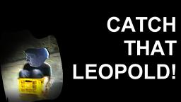 CATCH THAT LEOPOLD!