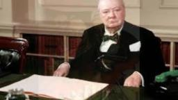WINSTON  CHURCHILL UN FRAUDE