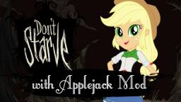 Dont Starve with Applejack Mod (first Gameplay Test)