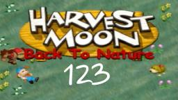 Let´s Play Harvest Moon Back To Nature ★ 123★ Mythrill - Gießkanne