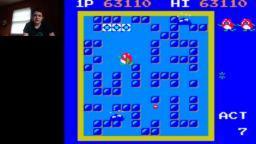 Andrew Plays Pengo for the Sega Game Gear (9-1-2020)
