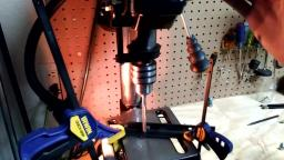 Generic Tool Review- Central Machinery 8 Drill Press