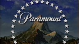 Paramount - Eye over the Mountain variant - VHS